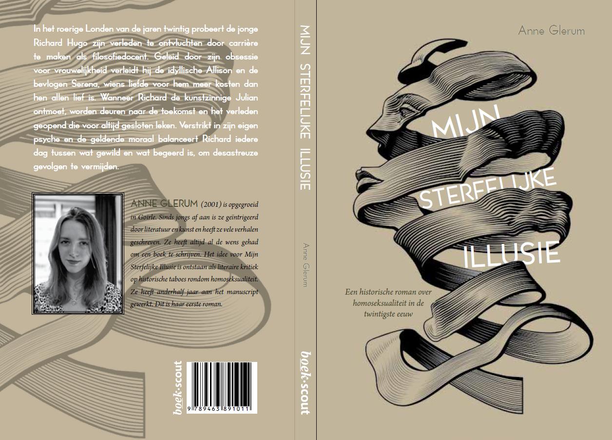 Leerling Mill Hill College brengt eerste boek uit